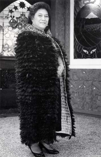 Maori Queen
