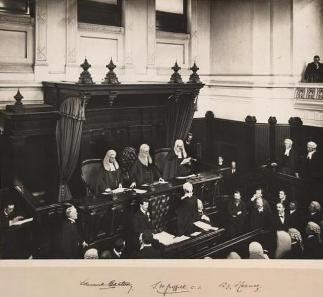 [The first High Court, 1903]