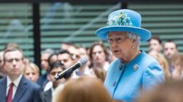 HM Queen Elizabeth II, 2015